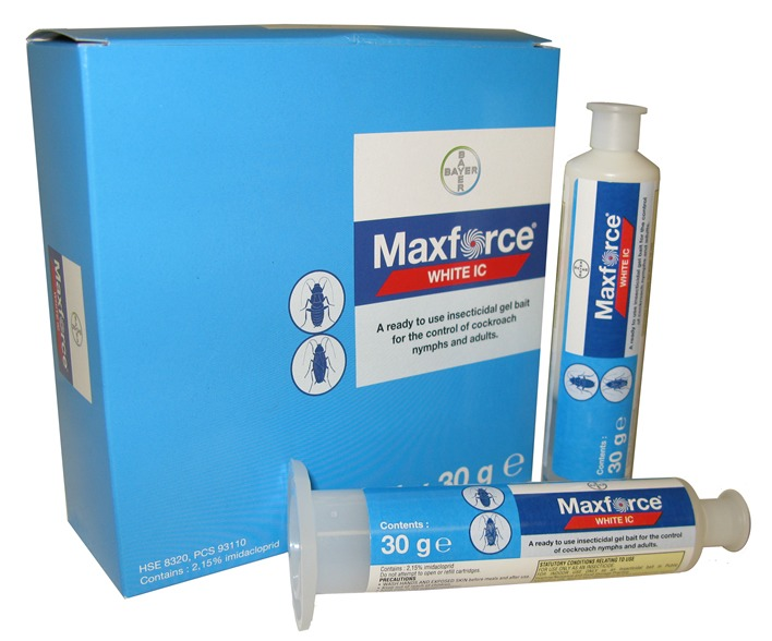 Max forcce White
