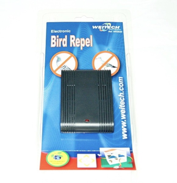 Ultrasonic Bird Repel WK 0020